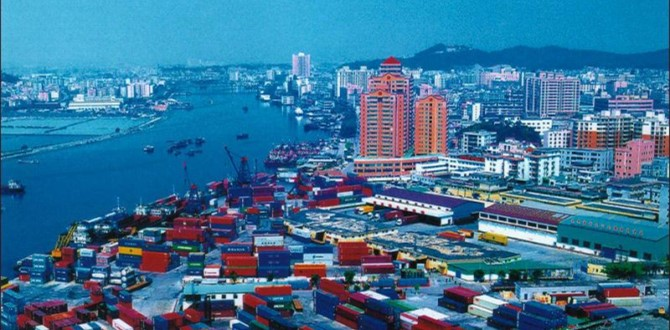 Port of Dongguan