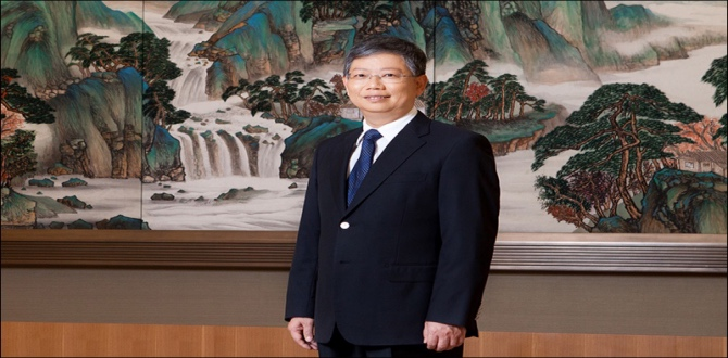 Mr. Fu Gangfeng: New President of China Merchants G