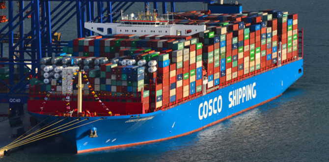 Cosco Shipping to acquire PetroChina tanker unit