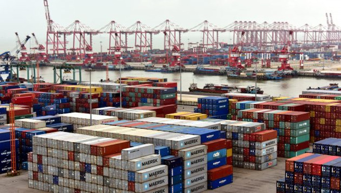 Import and export volume of Nansha port hits $31.1