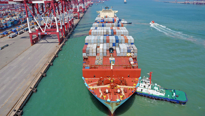 China's port restrictions cause berthing disruption