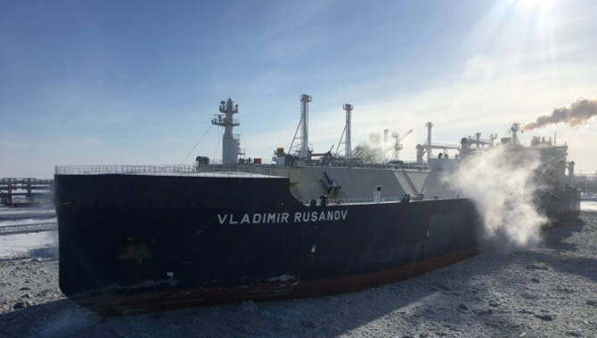 Novatek delivers two Yamal LNG cargoes via NSR to C
