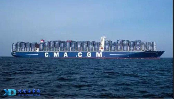 CMA CGM takes 10 pc stake in CSP Zeebrugge Terminal