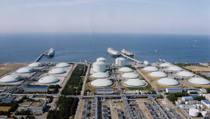 Chinese duo to build LNG terminal in Yueyang City