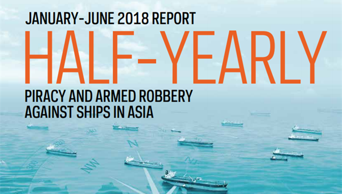Half-Yearly Piracy and Armed Robbery Against Ships