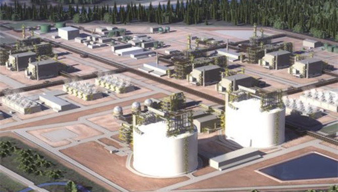 PetroChina approves LNG Canada investment