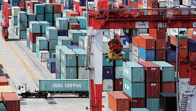 China's imports surge 26.3%, exports rise 20.1% in