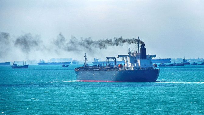 Reduction of greenhouse gas emissions from ships