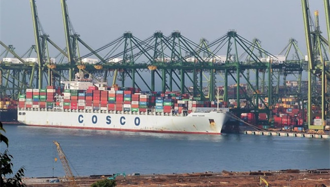 Cosco adds Tampa Bay call on Gulf of Mexico loop to Asia_信德海事网