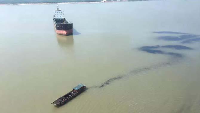 海上非法排放废弃物被罚款,提高船员环