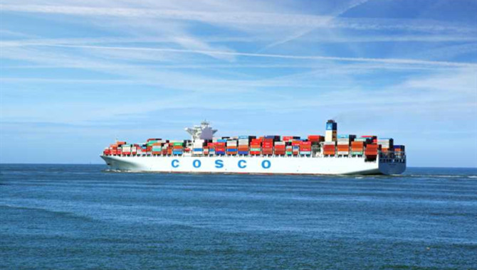 Cosco architects develop record-breaking 25,000 TEU