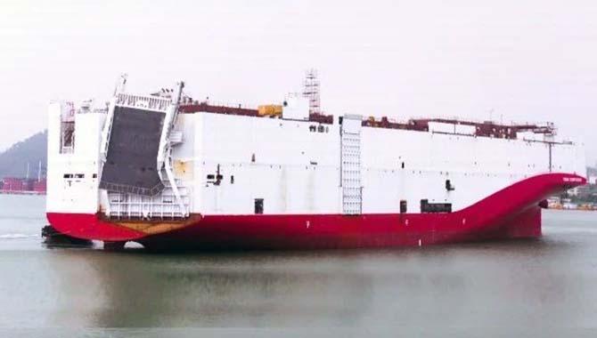 新修订的《海上滚装船舶安全监督