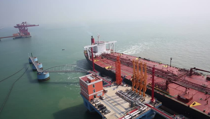 Qingdao port to offer customized iron ore service