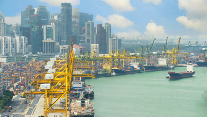 "Singapore bags ""Best Seaport in Asia"" for 31st"