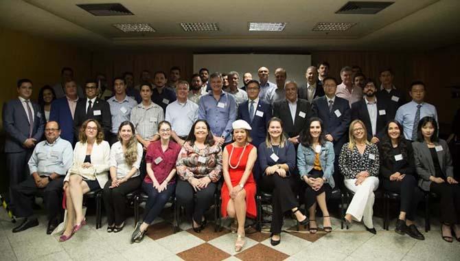 思舶网ShipParts.com Seminar(Brazil)圆