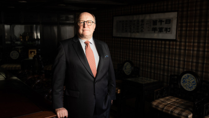 Wah Kwong's David Palmer to retire in September