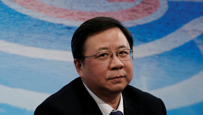 Chairman of CNOOC was appointed as General Manager