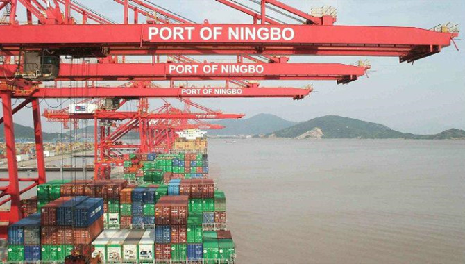 Ningbo Zhoushan Port develops to become one of worl