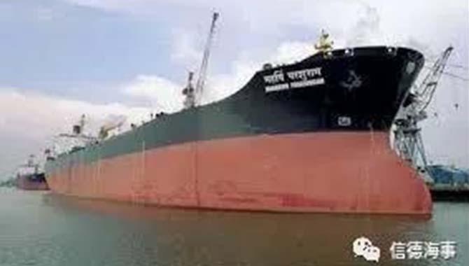印度对到港船舶实行14天隔离检疫制度