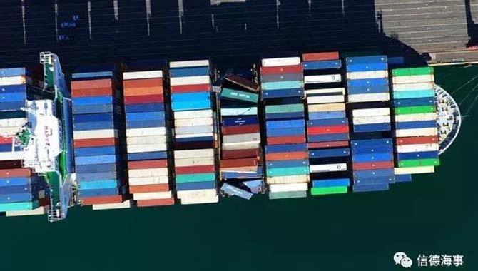 什么原因导致集装箱坠海事件频发?!