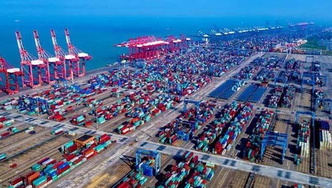广州港口航运业复工复产率超90