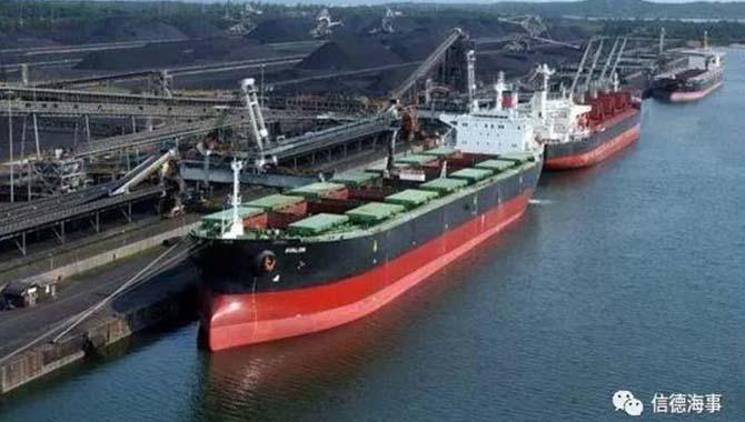 多船进口煤被取消 动力煤进口市场再添压
