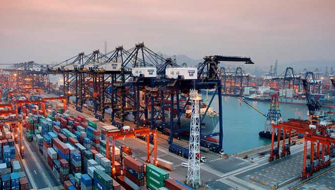 Hong Kong Port figures among hardest hit by coronav