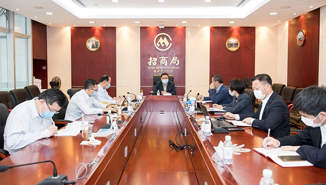 Mr Hu Jianhua inspects CMRORO and emphasizes its Br
