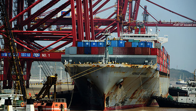 Ningbo-Zhoushan port set to expand box throughput b
