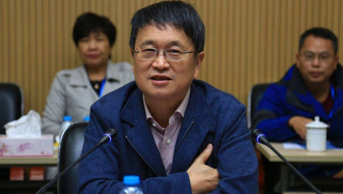 Ren stepped down as chairman of Yangzijiang