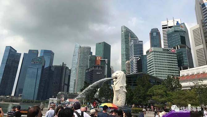 新加坡:海员换班要执行14天的自我隔离
