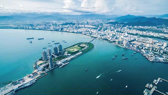 定了!2035年全面建成海南自贸港海事特区!