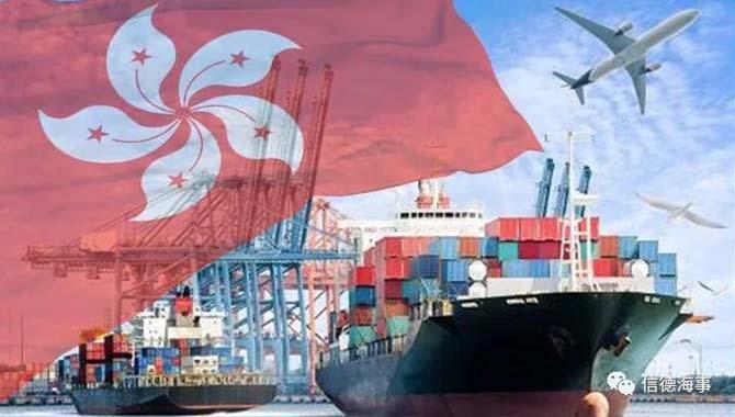 香港对来港船舶实施新的检疫要求