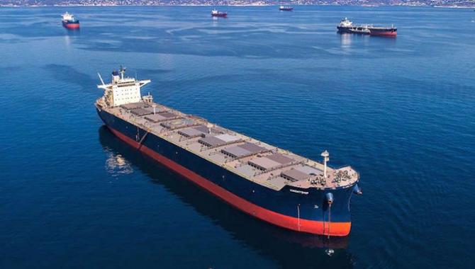 希腊船队占世界船舶吨位20% 位居全球船东