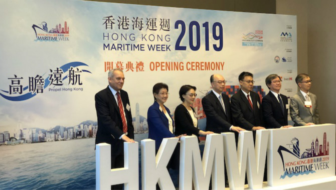 Hong Kong Maritime Week cancelled but hope lingers