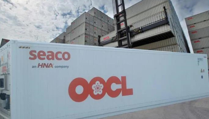 SEACO and BoxPlus provide solutions for OOCL