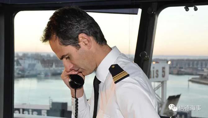 船长的压力究竟有多大?