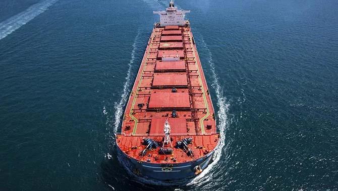 【大数据报告】2020年沿海省际货运船舶运